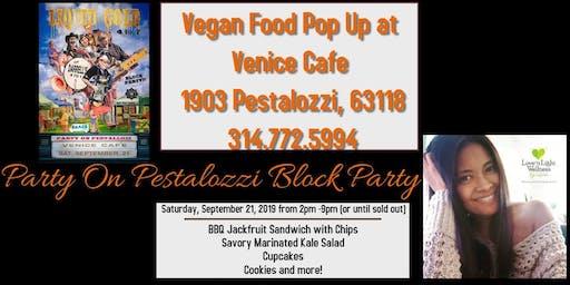 Block Party on Pestalozzi