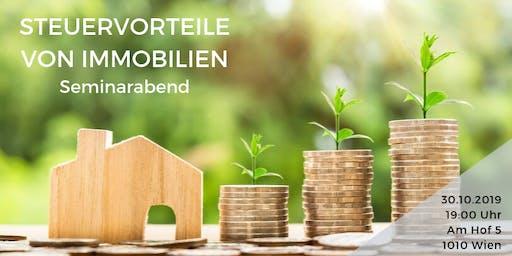 Steuervorteile von Immobilien