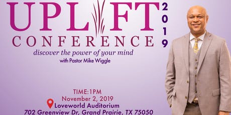 Uplift Conference tickets