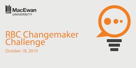 RBC Changemaker Challenge tickets