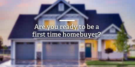 First Time Home Buyers Class tickets