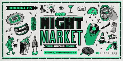 event image VICE Night Market 2019