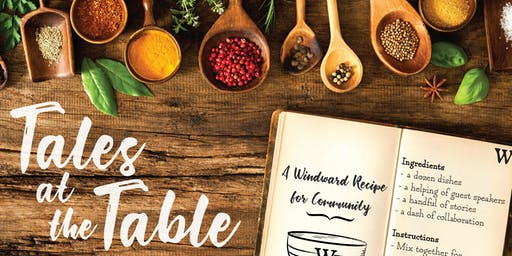 Tales at the Table - A Community Dinner