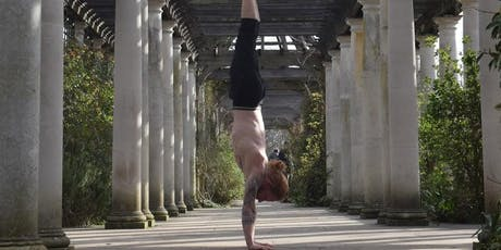 Handstand Workshop at the Gherkin with Joey Adams tickets