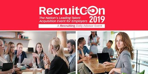 RecruitCon 2019 - Nashville (BLR)