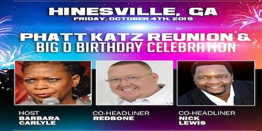 HINESVILLE, GA- Phatt Katz Reunion with Redbone