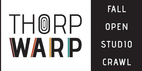 Thorp Warp Art Market @ Mercury  Mosaics tickets