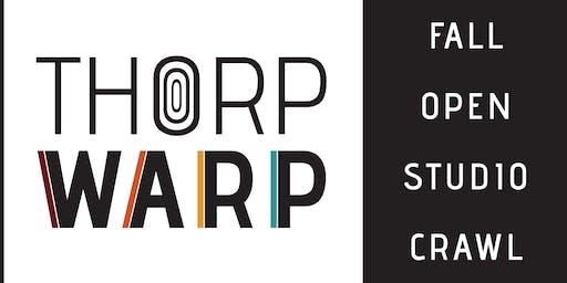 Thorp Warp Art Market @ Mercury  Mosaics
