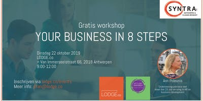 Workshop: Your business in 8 steps