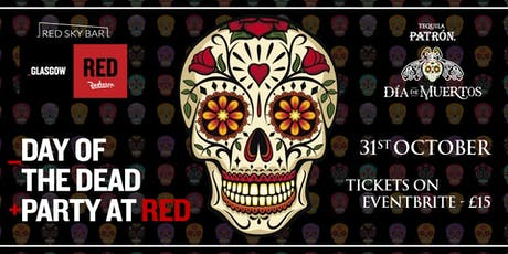 Day of the Dead, Party at RED tickets