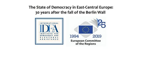 The State of Democracy in East-Central Europe: Thirty years after the fall tickets