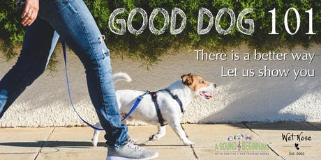 Good Dog 101 tickets