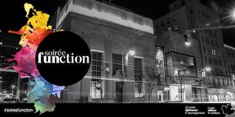 5th Annual GCWCC Soirée FUNction / 5e édition de la Soirée FUNction CCMTGC tickets