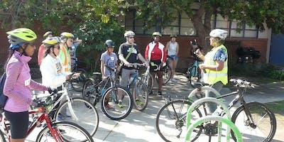BEST Clase: Bicicleta 2 - Reglas de la carretera (Pico Rivera)