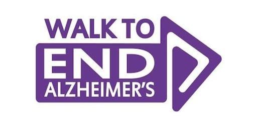 UA Meetup: The Walk to End Alzheimer's Disease