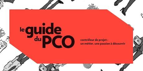 Lancement de livre - Le Guide du PCO Tome 2 billets
