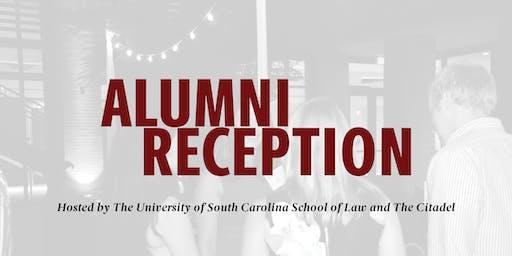 UofSC School of Law Alumni Reception at The Citadel