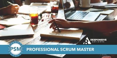 Professional Scrum Master Certification (PSM) - San Diego