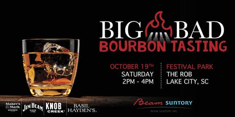 2019 Rhythm & Q's - Bourbon Tasting tickets