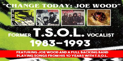 Joe Wood of T.S.O.L.