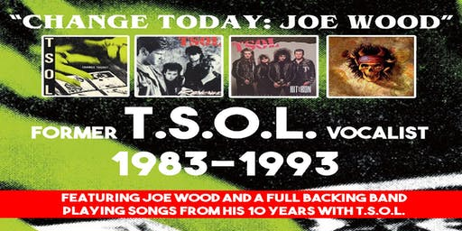Joe Wood of T.S.O.L.