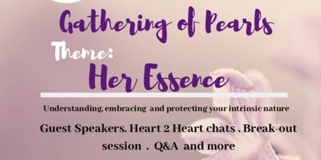 Gathering of Pearls tickets