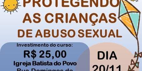 Curso: Protegendo as crianças de abuso sexual