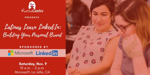 Latinas Learn LinkedIn: Building Your Personal Brand