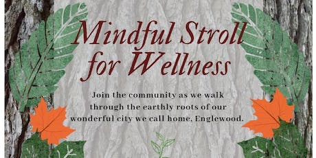 Mindful Stroll for Wellness tickets