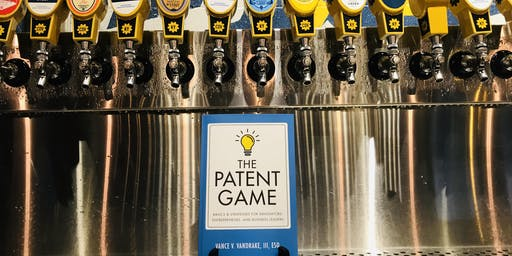 The Patent Game: Book Launch and Beers!