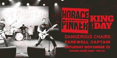 Horace Pinker tickets