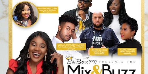 Mix & Buzz Fall Networking Mixer