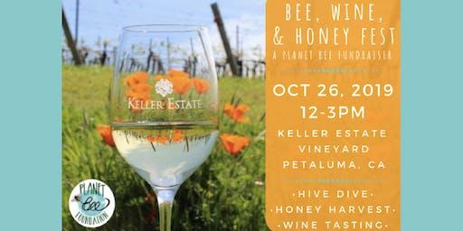Bee, Wine, & Honey Fest