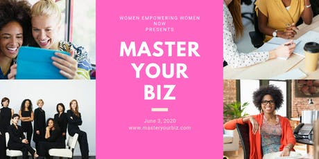 Master Your Biz Conference tickets