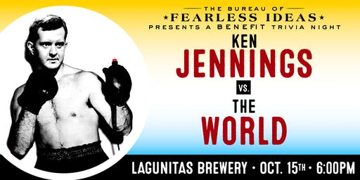 Ken Jennings vs. the World - A Night of Trivia Benefitting BFI