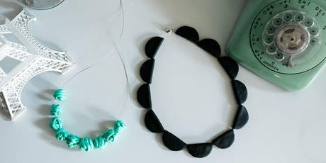Polymer Clay Necklaces with Catie Miller Ceramics tickets