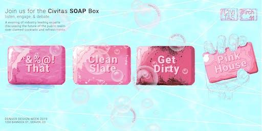 SOAPBOX! Cocktails & Conversations about the Futur