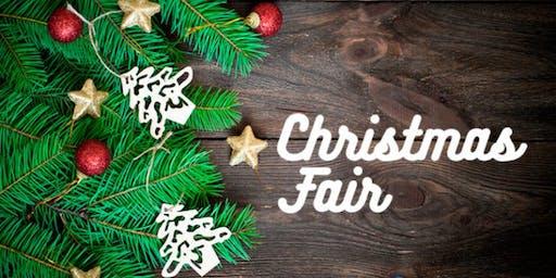 WEST KELOWNA CHRISTMAS SHOPPING FAIR - SUNDAY