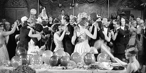 Swinging in the 20's New Years Eve Bash