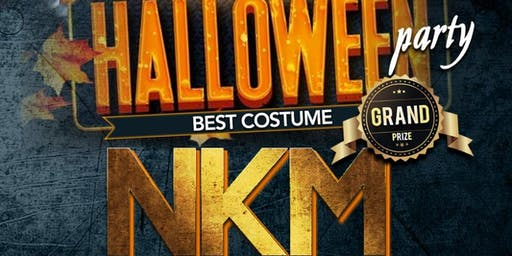 NKM HALLOWEEN PARTY