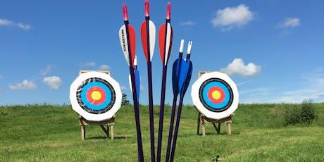 Adults Intensive Archery Beginners Weekend tickets