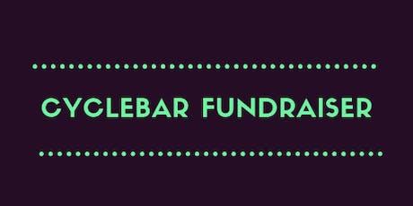 Cyclebar Foundation Fundraiser tickets