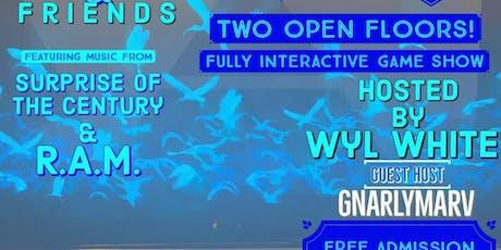 QXTs Presents: Wyl White & Friends & Art Gallery & NLFF tickets