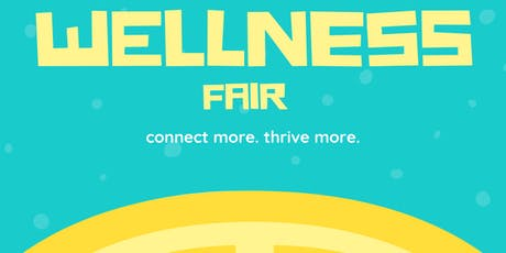 JBU Wellness Fair: Connect More, Thrive More(Vendor Registration) tickets