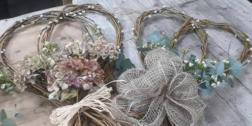 Weave a Willow Heart Wreath