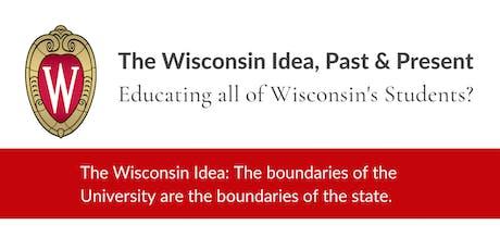 Wisconsin Idea Lecture: Gloria Ladson-Billings tickets