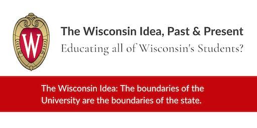 Wisconsin Idea Lecture: Gloria Ladson-Billings