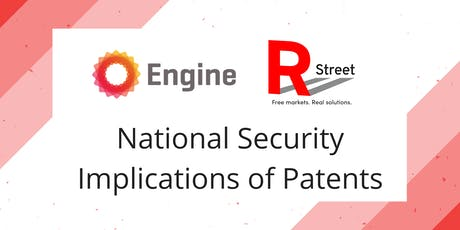National Security Implications of Patents tickets