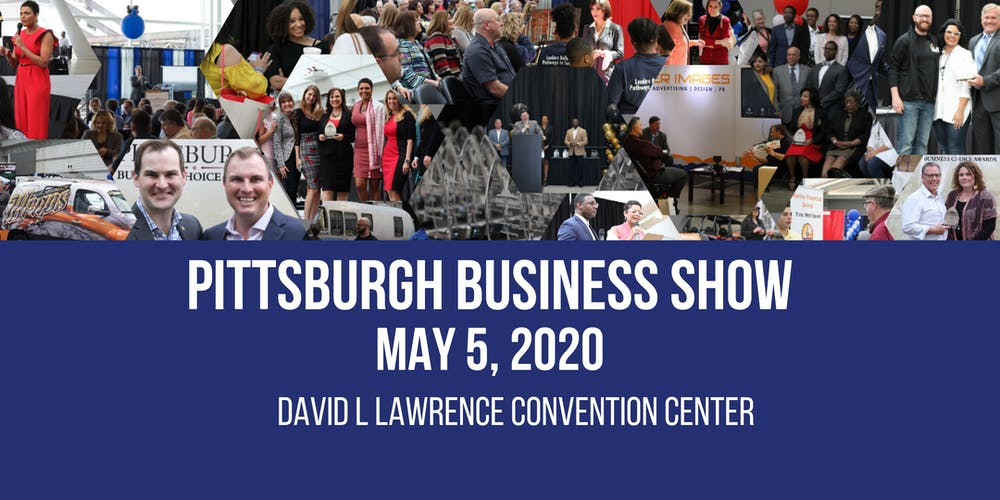 Pittsburgh Rv Show 2020.Pittsburgh Business Show Tickets Tue May 5 2020 At 9 00