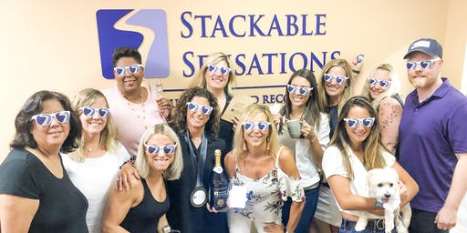 Stackable Sensations VIP Client Event